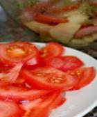 麻酱拌西红柿的做法_怎么做麻酱拌西红柿_如何做麻酱拌西红柿