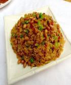生炒糯米饭的做法