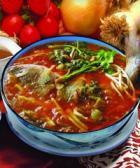 西红柿炖鲅鱼的做法