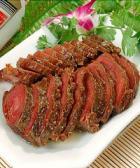 五香熏牛肉的做法