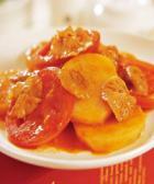 酱柿子的做法