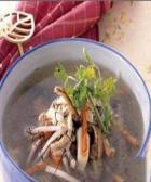 三丝紫菜汤的做法