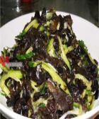 蒜拌裙带菜的做法