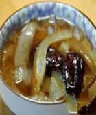 炖紫菜海参汤的做法