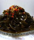 红糖腌海带的做法