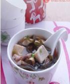 海带蛋花豆腐汤的做法