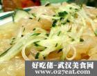 黄瓜海蜇丝的做法