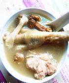 鸡脚花胶汤的做法