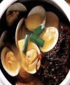 玉米须蚌肉汤的做法