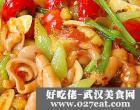豉椒炒鹅肠的做法