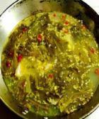 酸菜芋头汤的做法