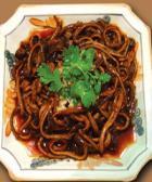 大蒜炒鳝鱼片的做法