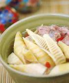 香螺春笋汤的做法