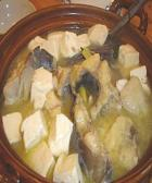 鲶鱼豆腐酒锅的做法