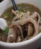 牛肚补胃汤的做法