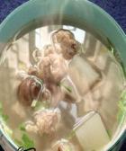 大排蘑菇汤的做法