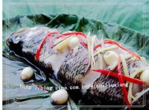 做,做荷香鲈鱼莲子,图解详细步骤_减糙米加什么煲粥图片