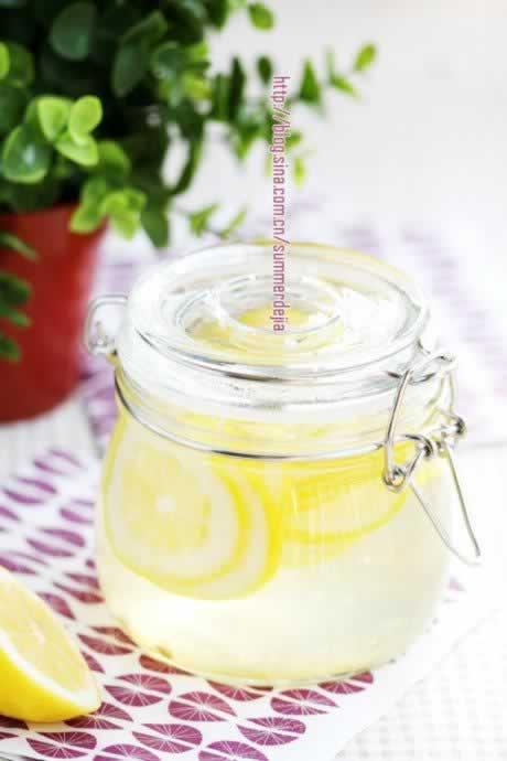 檸檬蜂蜜水的做法,詳細點-檸檬蜂蜜水怎麼做 _感人 ...