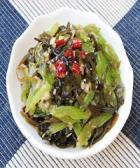 凉拌海带木耳芹菜的做法