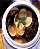 玉米蚌肉汤的做法
