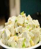 绿豆芽拌豆腐的做法