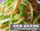 豆腐皮拌莴笋的做法