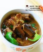 三鲜鳝鱼汤的做法