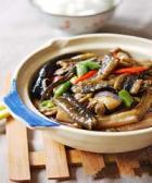 黑豆炖鳝鱼的做法