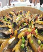 千张咸肉蒸黄鳝的做法