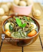 黄芪羊肚汤的做法