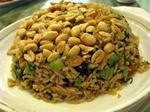 虾米芥菜炒饭的做法