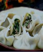 菠菜猪肉饺子的做法