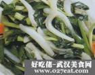 韭菜炒银鱼的做法