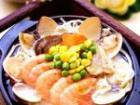 黄鱼浓汁海鲜面的做法