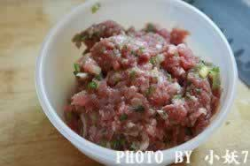 西葫芦虾仁猪肉饺的做法(早餐菜谱)