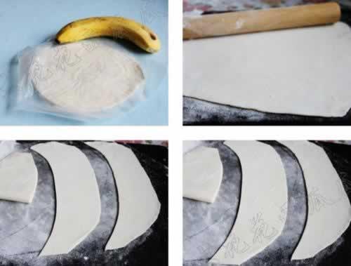 香蕉派的做法(最适合烘焙初学者的一款点心)