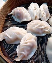 冬瓜蒸饺的做法