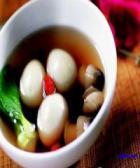 海参枸杞炖蛋的做法