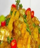 咖喱兔肉的做法