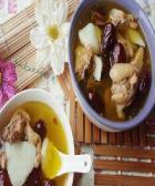 八珍母鸡汤的做法
