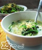 何首乌菠菜汤的做法