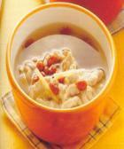 小麦红枣猪脑汤的做法