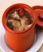 巴戟虫草瘦肉汤的做法