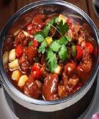 红枣猪皮脚筋汤的做法