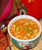 鸡冠花鸡蛋汤的做法