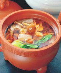 什锦香菌汤的做法
