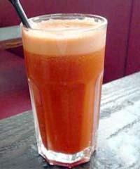 番茄苹果汁的做法