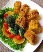 香辣烤玉米的做法