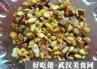 豆芽炒肉丁