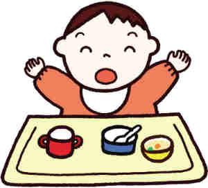 孩子感冒发烧饮食及时调整